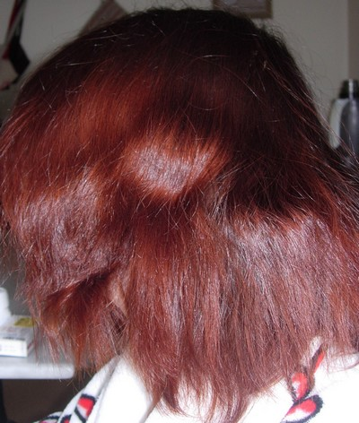 henné rouge